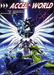 Accel World Edition simple Tome 8