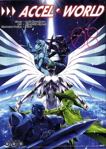 Accel World, Tome 8 :