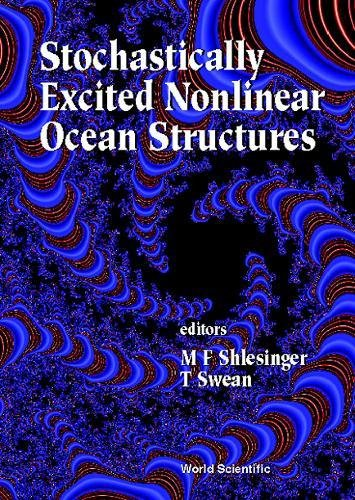 Stochastically Excited Nonlinear Ocean Structures