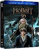 Le Hobbit : La bataille des cinq armées [Version longue - Blu-ray 3D + Blu-ray + DVD + Copie digitale]