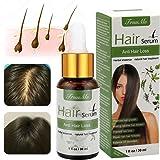 Serum Pelo, Hair Growth Serum, Serum Crecimiento Cabello, Esencia de Hierbas Naturales, Para Adelgazamiento del Cabello, Engr