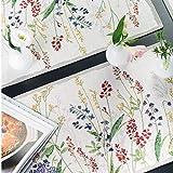 sander Gobelin Tischband / Tischläufer FLOWER MEADOW Frühling Sommer (20x160cm)