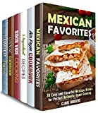Cooking Ingenuity Box Set (6 in 1) : Over 180 Mexican, Air Fryer, Sous Vide, Chinese and Other Creative Recipes for Passionate Cooks (Versatile Appliances) (English Edition)