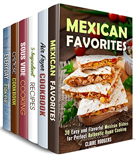 cooking-ingenuity-box-set-6-in-1-over-180-mexican-air-fryer-sous-vide-chinese-and-other-creative-rec