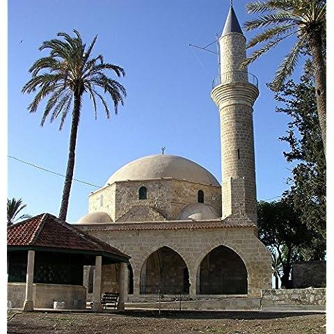 vinteja fotografia–Hala Sultan Tekke Moschea in Cipro