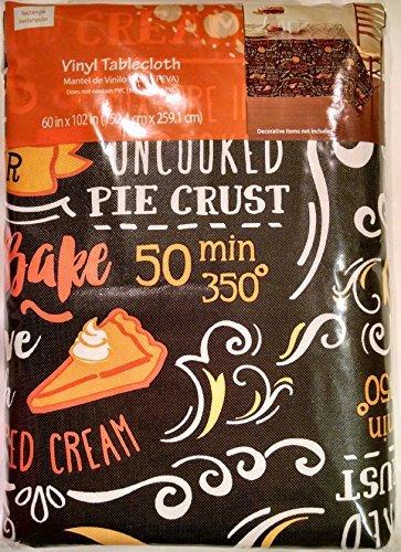 vinyl-tablecloth-chalkboard-pumpkin-pie-recipe-60-x-102-by-walmart