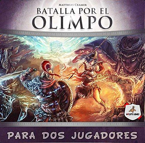 Batallas por el olimpo