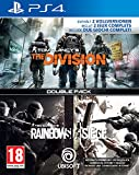 Rainbow Six Siege + The Division - Playstation 4