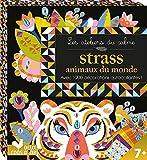 Telecharger Livres strass animaux du monde mini boite avec accessoires avec 1200 decorations autocollantes (PDF,EPUB,MOBI) gratuits en Francaise