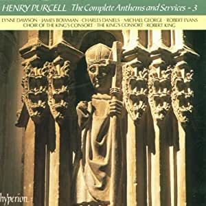 Purcell: Complete Anthems and Services, Vol.3