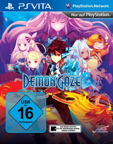 Demon Gaze - [PlayStation Vita]