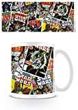 STAR WARS MG23490 ((Comic Covers) Mug, Céramique, Multicolore, 11oz/315ml
