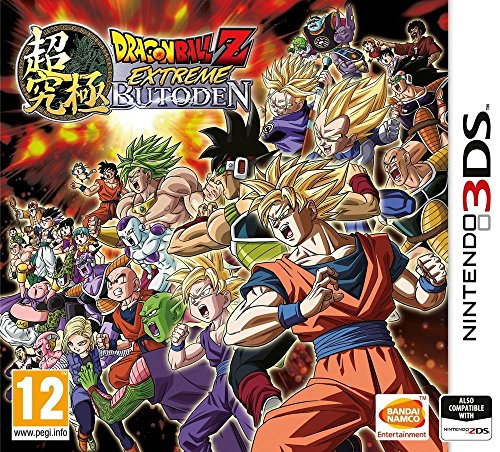 DRAGON BALL Z EXTREME BUTODEN 3DS FR (Dragon Z-3ds-spiele Ball)