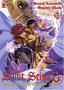 Saint Seiya episode G Edition simple Tome 13
