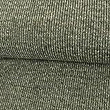 Wollstrick grau meliert Modestoffe Winterstoffe Mäntel - Preis Gilt für 0,5 Meter