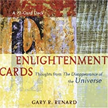 Enlightenment Cards: Thoughts from the Disappearance of the Universe by Gary R. Renard (2006-04-01)