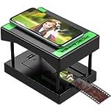 Rybozen Slide Scanner, scansiona e salva i tuoi negativi e diapositive 24x36mm con la fotocamera del tuo smartphone. Lo…