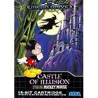 Castle Of Illusion [Megadrive FR]