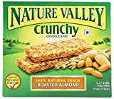 #5: Nature Valley Crunchy Granola Bars, Roasted Almond, 252g
