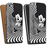 Apple iPhone 6 Tasche Schutz Hülle Walletcase Bookstyle Disney Mickey Mouse Geschenke Merchandise
