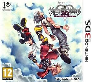 Kingdom Hearts 3D [Dream Drop Distance] (Nintendo 3DS)