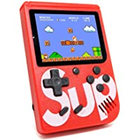 Sprinto VG56 400 in 1 Sup Game Box USB Rechargeable Console/Led Screen/Retro Classic Gaming Console Portable for Kids (Random Color)