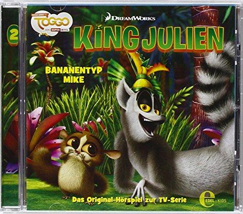 King Julien – fernsehserien de
