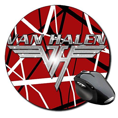 Preisvergleich Produktbild Van Halen rund Mousepad PC