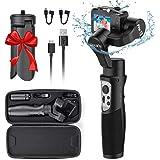 Hohem iSteady PRO 3 3-Axis Handheld Gimbal Stabilizer for GoPro Hero 8/7/6/5/4/3, DJI OSMO Action, SJCAM, YI Cam, Sony RX0 Ac