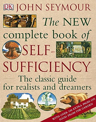 The New Complete Book Of Self-Sufficiency por John Seymour