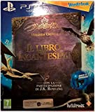 Wonderbook con Il Libro Degli Incantesimi (Book Of Spells) [Bundle] (richiede PS Move)