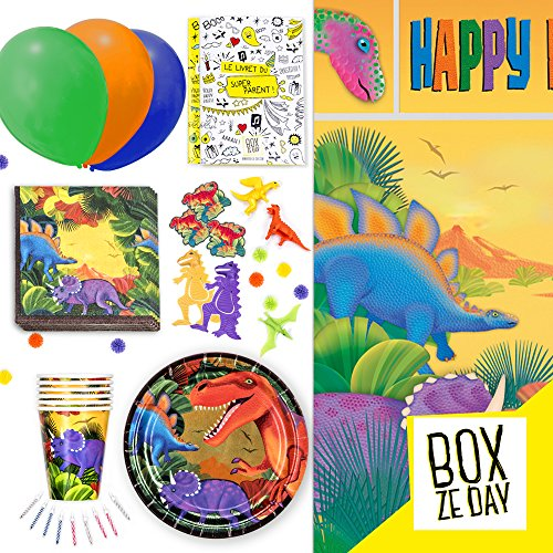 Kit anniversaire – Dinosaures 61sHKWcb 2B L