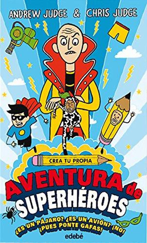 Crea tu propia aventura de superhéroes por Andrew Judge