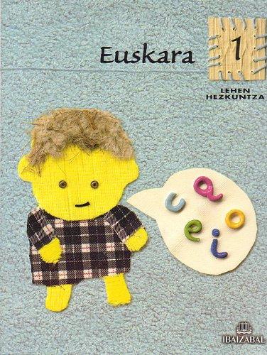 Euskara -LMH 1-: Kometa Ibiltaria proiektua