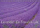 Lavendel - Ein Traum in Lila (Tischkalender 2016 DIN A5 quer): Genießen Sie ein ganzes Jahr blühenden Lavendel und erfreuen Sie sich an der intensiven ... (Monatskalender, 14 Seiten) (CALVENDO Natur)
