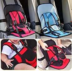 CHETAX Baby's Car Seat (0-5 Years,Multicolour)