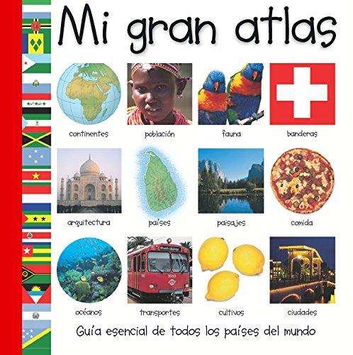 Mi gran atlas por Jo Readman