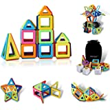 Innoo Tech 76 pieces Kids Toys, Building Blocks Educational Toys, ABS Safety Plastic, Instruction Booklet Included, Construct
