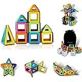 ألعاب أطفال من انو تيك، مجموعة مكعبات بناء تعليمية مكونة من 76 قطعة، من بلاستيك ايه بي اس الآمن، يأتي معها كتيب تعليمات، ألعا