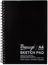 Bianyo Artist Quality Sketch Pad - Acid Free.