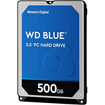 Western Digital WD5000LPCX - Disco Duro Interno de 0.5 GB, Color Azul