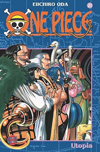 One Piece, Band 21: Utopia (21 Band)