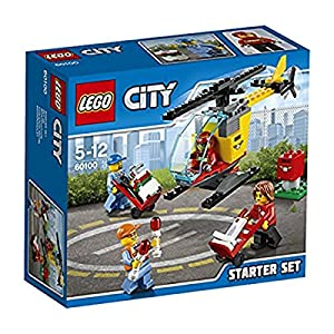 LEGO City Airport 60100 - City Airport - Starter Set Aeroporto, 5-12 Anni 5702015590556 LEGO