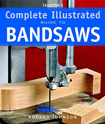 Taunton's Complete Illustrated Guide to Bandsaws (Complete Illustrated Guides) por Roland Johnson
