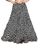 Carrel Women Printed Long Skirt