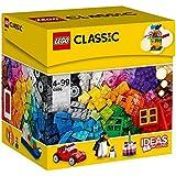 LEGO Classic - Caja de construcción creativa para niños de 4 años y más (10695)