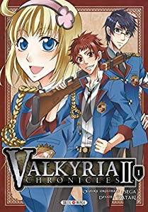 Valkyria Chronicles II Edition simple Tome 1