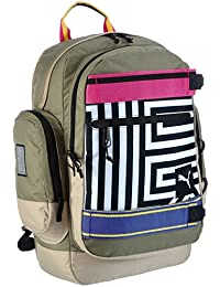 PUMA Rucksack PY Blaze Backpack - Mochila ( mujer, hombre ), color verde, talla 29.5 x 49 x 21 cm