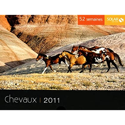 52 semaines chevaux 2011
