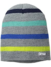 Neff Daily Stripe Beanie Tennis/Black